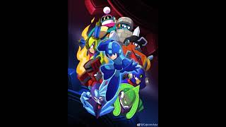 mega man 11 ost stage select 2 - TH-Clip