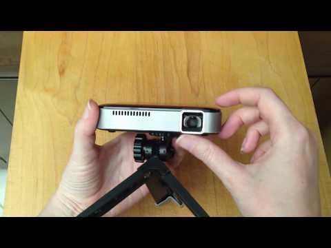 APEMAN M4 Mini Pocket Digital Projector – 854×480 native resolution