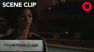 Shadowhunters   Season 2, Episode 5: Simon Meets Maia   Freeform