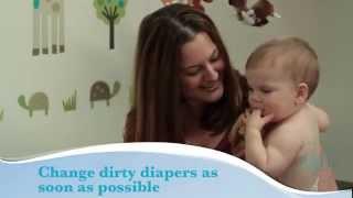 How to treat diaper rash