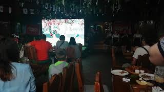 Реакция на выход в 1/4 финала. Россия vs Испания