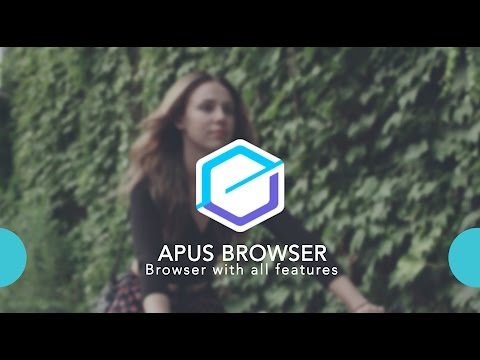 Vídeo do APUS Navegador fácil,rápido