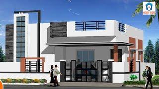 Best Ever Single Floor House Front Design Decor Design