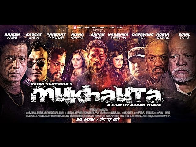"Thumnail of Trailer of Movie ""Mukhauta"""