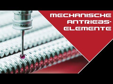 Kugelgewindespindeln und Muttern = Mechanische Antriebselemente - präzise und verschleißfest - isel