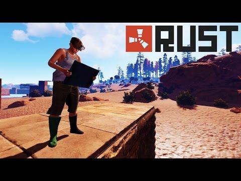 Rust - Основы строительства (rust building tips and tricks)