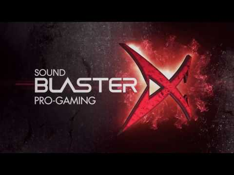 Creative Suono BlasterX Katana