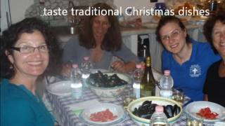 Language holidays at Christmas