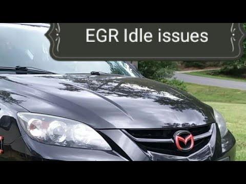 2012 Mazdaspeed 3 EGR Delete Tutorial - игровое видео смотреть