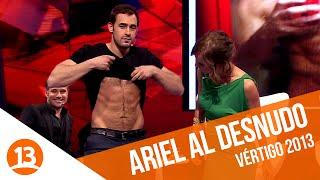 Vértigo 2013 | Ariel Levy Se Destapa