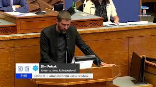 Siim Pohlak: Kogu kasvuhoonegaasidega kauplemine on tegelikult asendustegevus, silmamoondustrikk