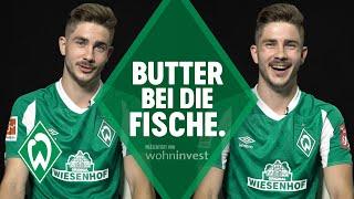 Romano Schmid - Butter Bei Die Fische Präsentiert Von Wohninvest | SV Werder Bremen