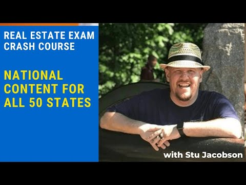 FREE Real Estate Exam Crash Course: National Content for all 50 ...