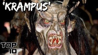 Top 10 Scary Christmas Urban Legends