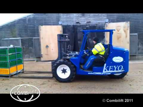Poultry Forklift | Combi-RT