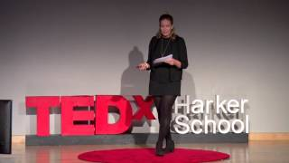 How Young Women Change The World Through Digital Storytelling | Kelly Sawyers | TEDxHarkerSchool