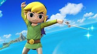 Super Smash Bros for Wii U Classic Mode Ep05: Toon Link
