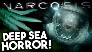 Narcosis - DEEP SEA HORROR!! Terrifying Underwater Survival! - Narcosis Gameplay Walkthrough Part 1
