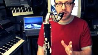 How to NOT squeak on the bass clarinet