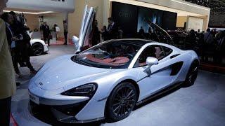 [Autocar] McLaren 570GT world premiere: Geneva motor show