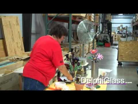 How to Make Fused Glass Flowers | Delphi Glass