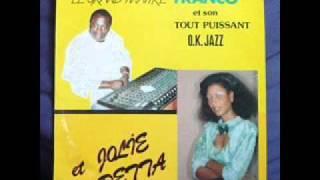 Franco, Jolie Detta & Le TP OK Jazz   Cherie Okamuisi Ngai[Mantuika(RIP)]