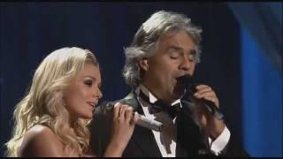 Andrea Bocelli & katherine Jenkins- I Believe ♫ (HD) ♛