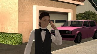 GTA San Andreas - Girlfriend #2 - Millie Perkins (1080p)