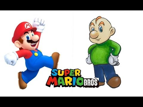 Download How To Draw Super Mario Video 3GP Mp4 FLV HD Mp3