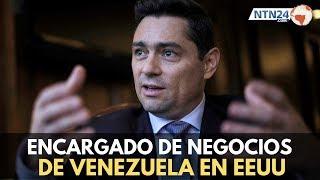Gobierno de EEUU acepta a Carlos Vecchio como encargado de negocios de Venezuela en Washington