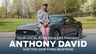 Ford Music presents Anthony David