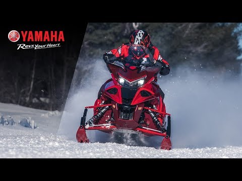2020 Yamaha Sidewinder S-TX GT in Belle Plaine, Minnesota - Video 1