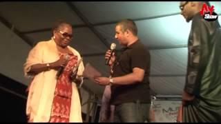 Ras Kimono Performs With 2face, Onyeka Onwenu, Bright Chimezie At Music Festival