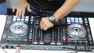 Gambar cover In The Mix: DJ Creme Live Remix on Pioneer DDJ-SX
