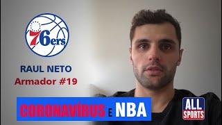 Coronavírus e a NBA