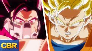 Goku Turning Super Saiyan BERSERK In Dragon Ball Heroes Episode 2 SPOILERS