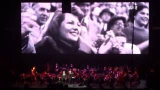 Andrea Bocelli - Granada  Prudential Center NJ 2013