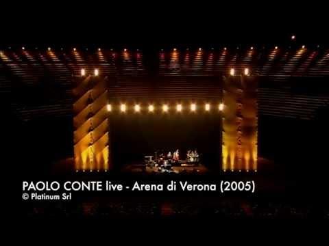 , title : 'Via Con Me - PAOLO CONTE live Arena di Verona (2005)'