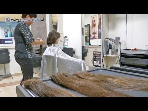 Leczenie szpitalne włosów na Krestovsky