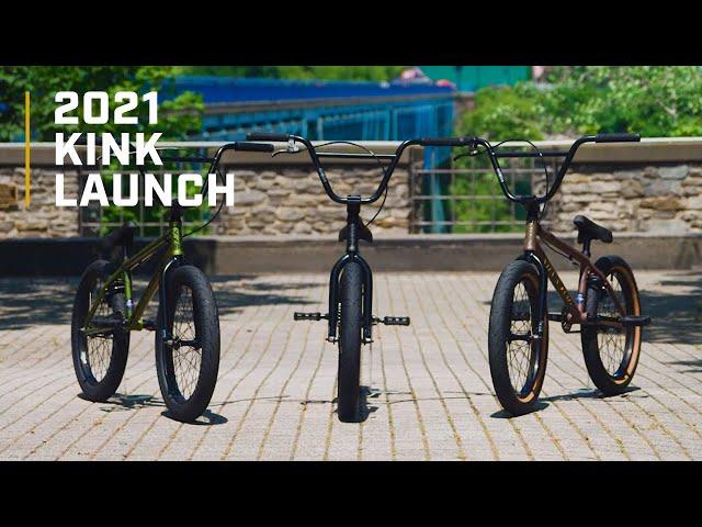 Видео Велосипед KINK Launch черный