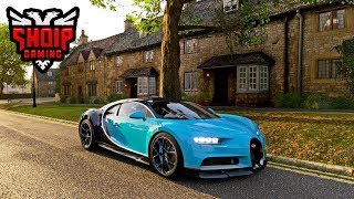 E Vozita Bugatti Chiron !! - Forza Horizon 4 SHQIP | SHQIPGaming