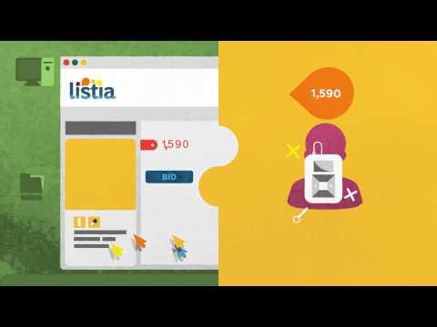 Video of Listia - Get Free Stuff & Sell