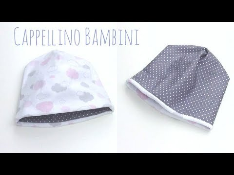 Come fare un cappello di stoffa senza cartamodello
