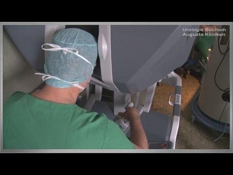 Prostata-Adenom nach der Operation zu behandeln