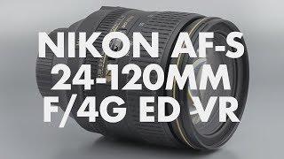 Lens Data - Nikon AF-S 24-120mm f/4G ED VR Review