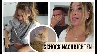 BABY KOMMT FRÜHER? & SCHOCK NACHRICHTEN | 01-02.07.2020 | DailyMandT ♡