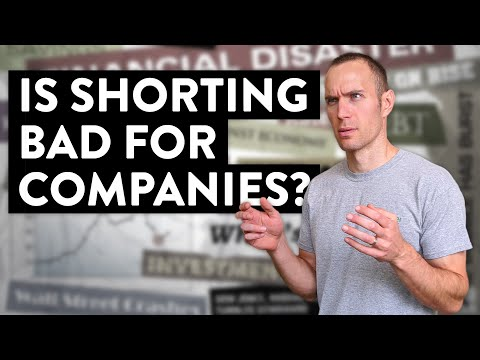 , title : 'Is Shorting a Stock Bad for the Economy and Companies? (Day Trading 101)