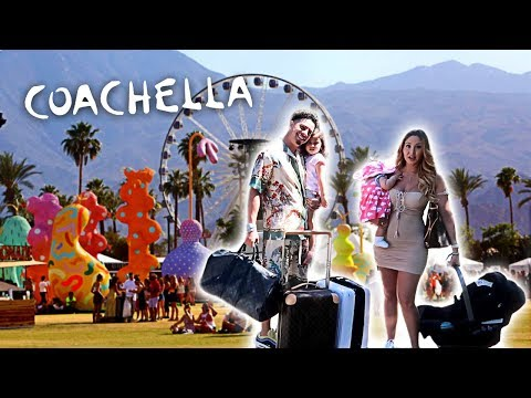 WE TOOK OUR KIDS TO COACHELLA!!!
