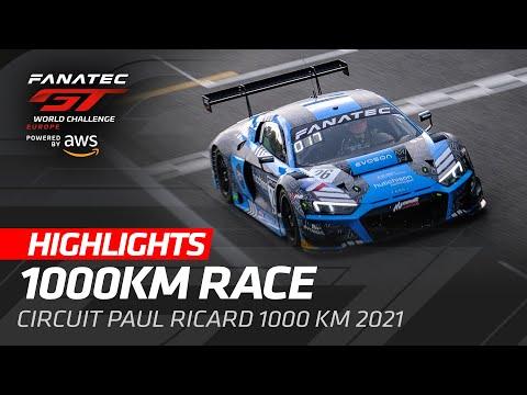 ブランパンGTシリーズ(ポール・リカール) 決勝レースハイライト動画