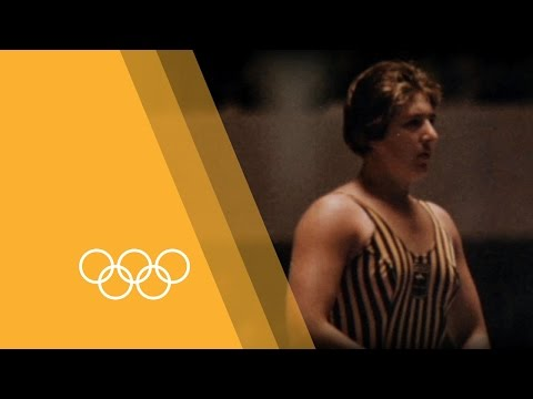 Dawn Fraser on the feeling of competing in her first Olympics | Words of Olympians